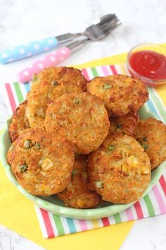 Delicious Veggie Nuggets Packed With Lentils These Make Brilliant Finger Food For Kids And Toddlers