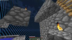 Minecraft Skyblock nel server SkyRealms #3