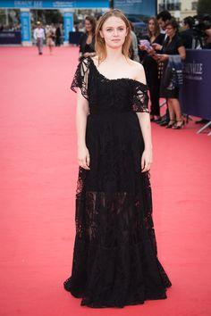 Sara Forestier au 42ème Festival du Cinéma Américain de Deauville