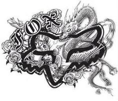 Fox Racing Tattoos Designs Tattoo  For Mens 13 Ink | tattoos picture fox racing tattoos