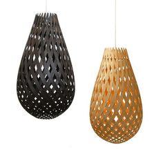 ooooohhhh lighting (bamboo) diy kit.  david trubridge