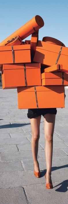 #orange #shopping #vacation #Sewcratic