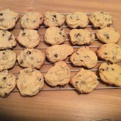 """Chocolate Chip Cookies V I """"These were great! Chewy and just plain delicious. The package of pudding makes them nice and moist."""""""