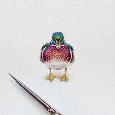 Màu nước Tredible Incredible Nghệ thuật | Nghệ thuật - BabaMail