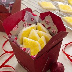 Lemon Shortbreads........yum!  Anything with lemon gets my attention and I have been looking for a new shortbread recipe to try with the pan Jerry gave me for Christmas, last year.  Hooray!