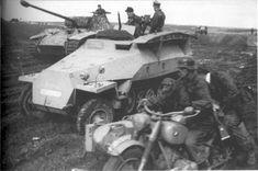 Sd.Kfz. 251/7 Ausf. D mittlerer Pionierpanzerwagen