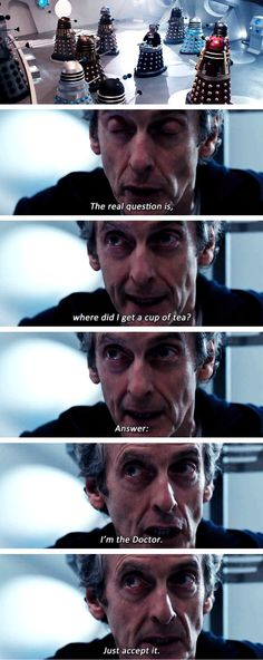 I really like this doctor.