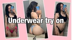 I GOT MY CHANNEL BACK/ KNOTTY KNICKERS SHEER PANTY TRYON WHO DOESN'T LIK...