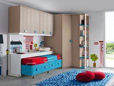 habitaciones para adolescentes