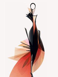 Capturing the Seven: Tobie Giddio: Illustrator Fashion Sketchbook, Fashion Design Drawings, Fashion Sketches, Yoga Kunst, Fashion Illustration Dresses, Illustration Mode, Fashion Art, Art Drawings, Artsy