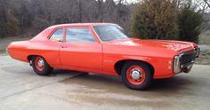 1969 Chevrolet Biscayne 427/425hp / Special Order Paint - Hugger Orange