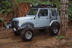 1987 Suzuki Samurai For Sale #130