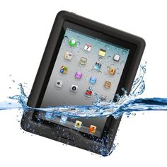 LifeProof nüüd Case & Cover/Stand for iPad Gen 2/3/4