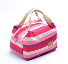 This Handpainted, Eco-Friendly Canvas Lunchbag is the perfect addition to any picnic or outing were you would like to be able to keep your food warm or cool! Certification: CIQ, EEC, CE / EU, FDA, LFGB, SGS