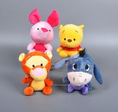 Find More Stuffed & Plush Animals Information about 17cm Anime Bear Pig Tiger Donkey plush toy Cartoon Animal Bear Pig stuffed doll High Quality Kawaii Tiger Donkey plush kids toys,High Quality toy duck,China toy story bath toys Suppliers, Cheap toys r us rc car from Kids1688 on Aliexpress.com