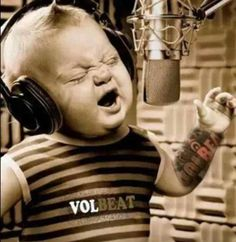 Volbeat # give me a beat boy