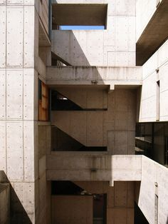 Salk Institute Laboratory Buildings