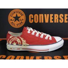 163bd97775e Converse All Star 08 Century Red Tenisky Converse