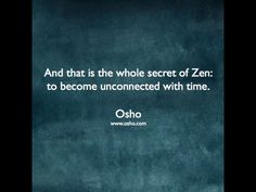 Osho. Wisdom. Zen