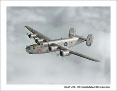 RAAF A72-109 Consolidated Liberator   Flickr - Photo Sharing!