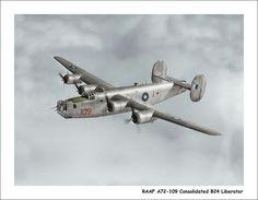 Royal Australian Air Force Consolidated Liberator