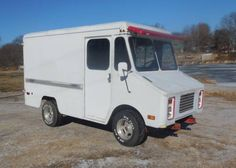 GMC P15 Chevy short step van -- pinning to remember make and model