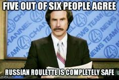 A Ron Burgundy meme. Caption your own images or memes with our Meme Generator. Ron Burgundy, Hilarious, Funny Stuff, Random Stuff, Random Humor, Funny Sarcastic, Stupid Stuff, Awesome Stuff, Depeche Mode
