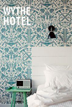 Wythe Hotel / Brooklyn, NY / by bonnie tsang photography