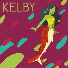"""Grace on Instagram: """"6. Kelby #mermay2019 #mermaid #mermay #wacommermay2019 #fanartmermay #vectorillustration #kelby #rescuesirens #sirens #graphicdesign"""" Sirens, Mermaid, Fan Art, Graphic Design, Movie Posters, Instagram, Mermaids, Film Poster, Billboard"""