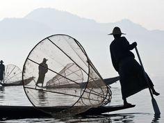 Fishermen - Burma