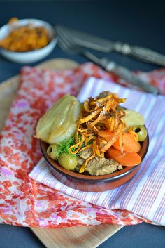 Agneau aux Épices Douces et Légumes - Safran Gourmand