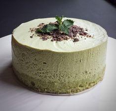 Matcha (Green Tea) Mousse Cake – Tiny Sweet Tooth
