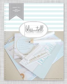 BLISS AND TELL BRANDING COMPANY :::  look book www.blissandtellbrandingcompany.com
