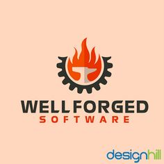 Get Technology Logos Like WELLFORGED SOFTWARE only on http://www.designhill.com/