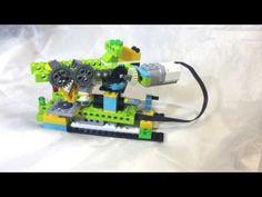 Манипулятор WeDo 2 - YouTube Lego Robot, Lego Toys, Wedo Lego, Papi, Legos, Coding, Upcycling Projects, Youtube, Ideas