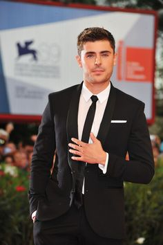 """Zac Efron - """"At Any Price"""" Premiere - The 69th Venice Film Festival.  August 31, 2012"""