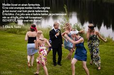 Palautteita hääkuvauksesta: Hääkuvaus Kainuu - Linnan Juhlakuva #asiakkaatsanoo