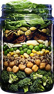 High Protein Salad | farmersfridge