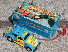 Crazy Racers (Demolition Derby Toy) Simply the best toy I ever had