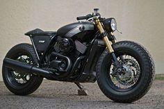 Harley-Davidson Street 750 Cafe Racer by Rajputana Custom Motorcycles. Una…