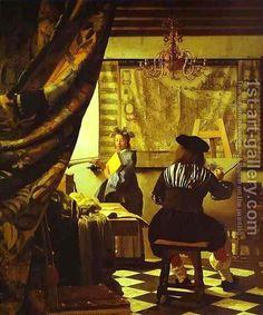 windows doors painting vermeer\ - Google Search