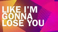That is how I feel every time I see you! Like I'm Gonna Lose You - Meghan Trainor ft. John Legend (Lyrics)