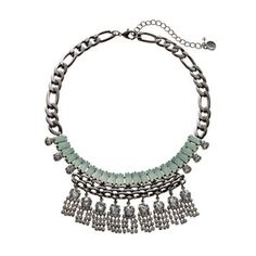 Simply Vera Vera Wang Bib Necklace