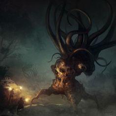 Dark Young of Shub Niggurath