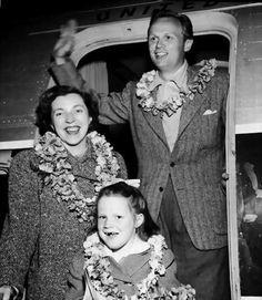Richard, Jean, & Anne Widmark (m. 1942–1997) (her death) 1 child. 55 years