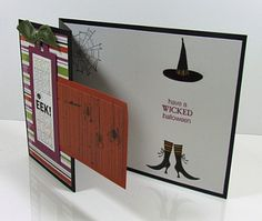 StampNation Swap Cards Fall Card Making