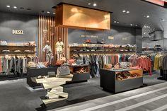 Дизайн бутика Tayler в Лейпциге, Германия