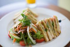 Club Sandwich. People's Park Cafe, Moses Mabhida Stadium. Outlets, Sandwiches, Retail, Club, Park, Parks, Paninis, Sleeve, Retail Merchandising