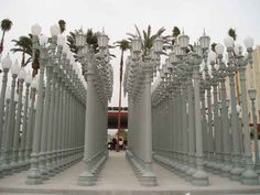 LACMA, the Los Angeles County Museum of Art, is the largest art museum in the western united states.