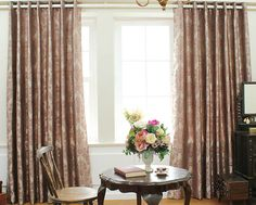 16 Extraordinary Damask Blackout Curtains Snapshot Ideas
